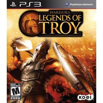 PS3 Warriors Legends of Troy kopen