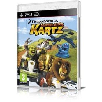 PS3 Ps3 Dreamworks Super Star Kartz