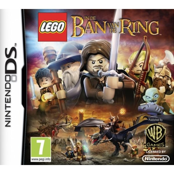 DS Used: LEGO Lord of the Rings