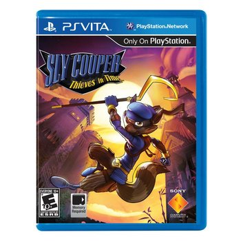 PS Vita Sly Cooper Thieves in Time kopen