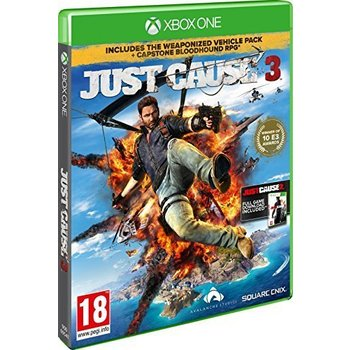 Xbox One Just Cause 3 kopen