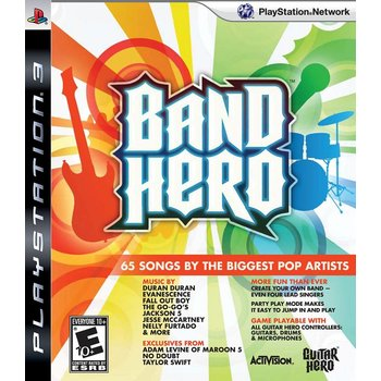 PS3 Band Hero kopen
