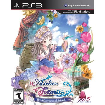 PS3 Atelier Totori The Adventurer of Arland