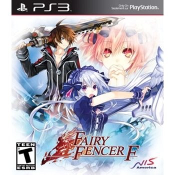 PS3 Fairy Fencer F