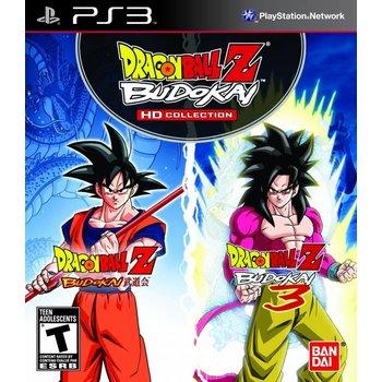 PS3 Dragon Ball Z Budokai HD Collection