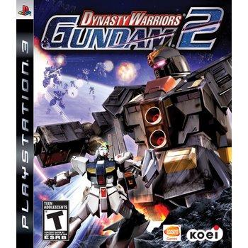 PS3 Dynasty Warriors, Gundam 2