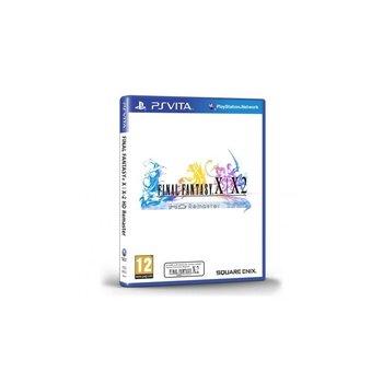 PS Vita Final Fantasy X + X-2 HD Remaster