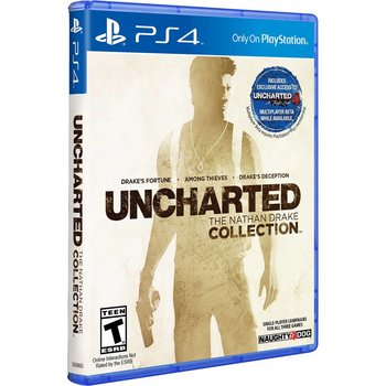 PS4 Uncharted the Nathan Drake Collection kopen