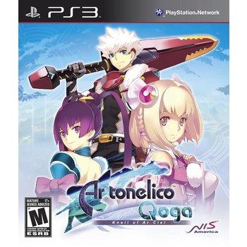 PS3 Ar Tonelico Qoa kopen