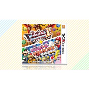 3DS Puzzle & Dragons Z + Super Mario Bros Edition