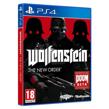 PS4 Wolfenstein the New Order kopen