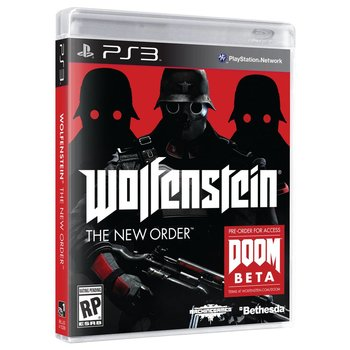 PS3 Wolfenstein the New Order kopen
