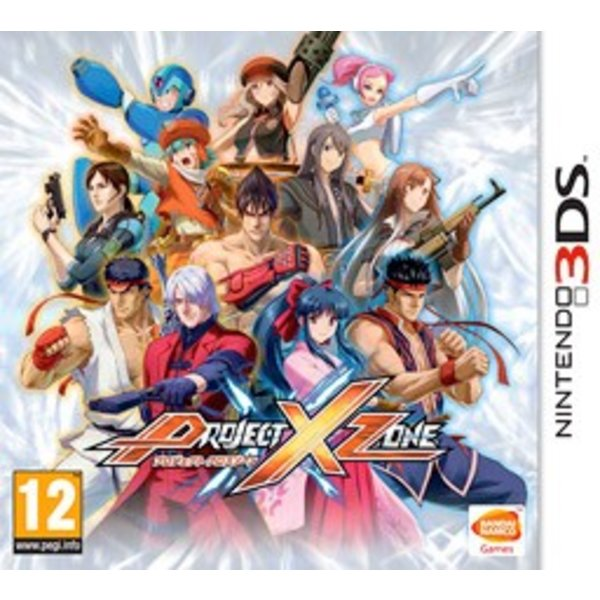 3DS Used: Project X Zone