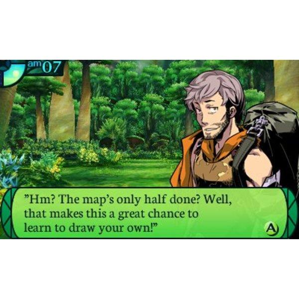3DS 2e hands: Etrian Odyssey 4: Legends of the Titan