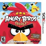 3DS Used: Angry Birds Trilogy