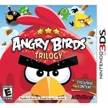 3DS Angry Birds Trilogy kopen