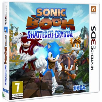 3DS Sonic Boom Shattered Crystal