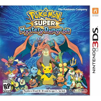 3DS Pokémon Super Mystery Dungeon kopen