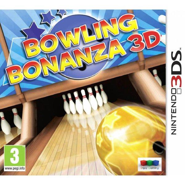 3DS 2e hands: Bowling Bonanza 3D