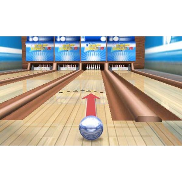 3DS Used: Bowling Bonanza 3D
