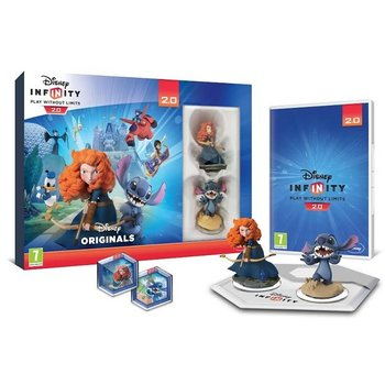Xbox 360 Disney Infinity 2.0: Toy Box Combo Pack