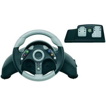 Xbox 360 Mad Catz MicroCON MC2 Racing Wheel