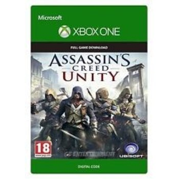 Xbox One Assassin's Creed Unity - Digital Download Code