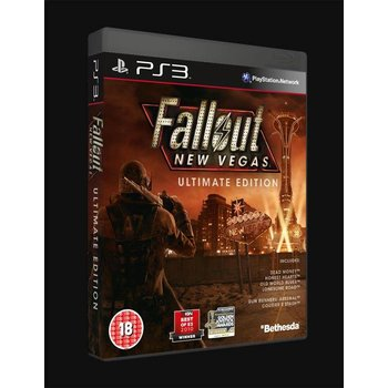 PS3 Fallout: New VegasUltimate Edition