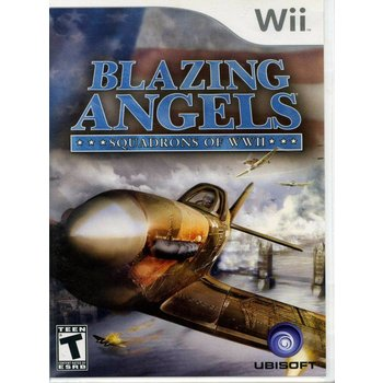 Wii Blazing Angels Squadrons of WWII kopen