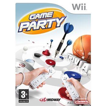 Wii Game Party kopen