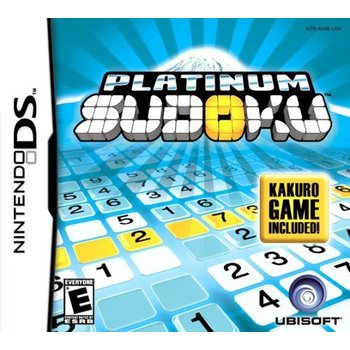 DS Platinum Sudoku