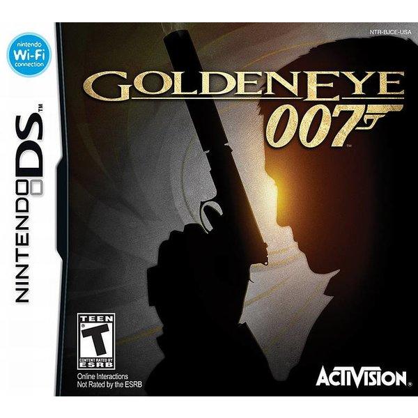 DS Used: James Bond Goldeneye 007