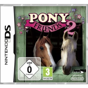 DS Pony Friends 2
