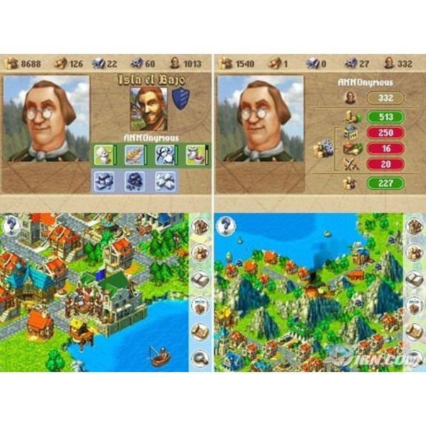 DS Used: Anno 1701