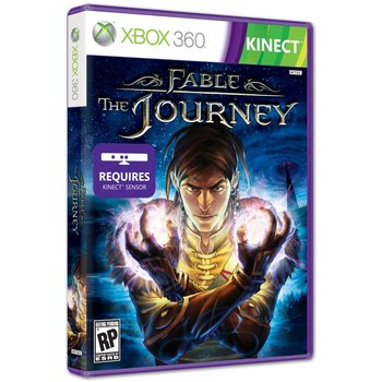 Xbox 360 Fable The Journey Kinect