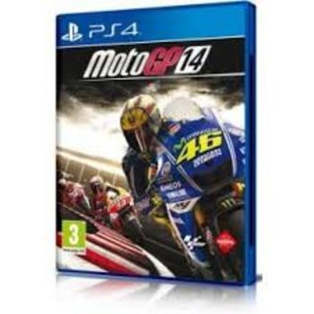PS4 MotoGP 14