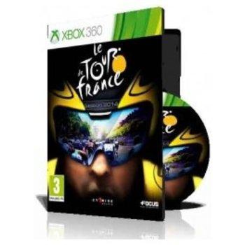 Xbox 360 Tour De France 2014