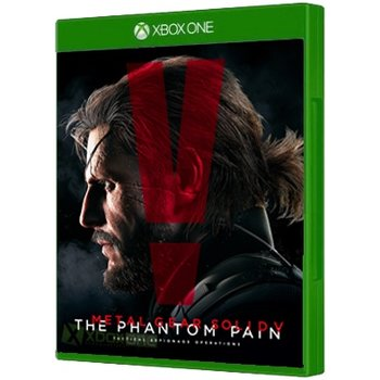 Xbox One Metal Gear Solid V (5) The Phantom Pain kopen