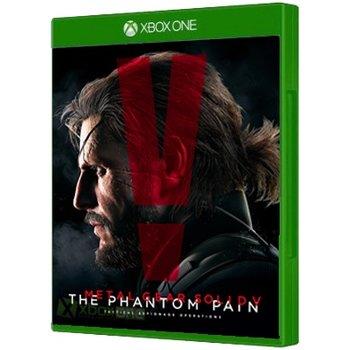 Xbox One Metal Gear Solid V (5) The Phantom Pain