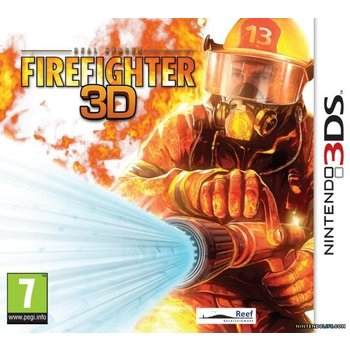 3DS Real Heroes Firefighter 3D