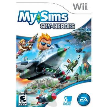 Wii My Sims Skyheroes