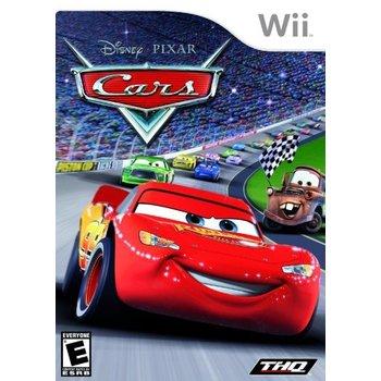 Wii Disney Pixar Cars