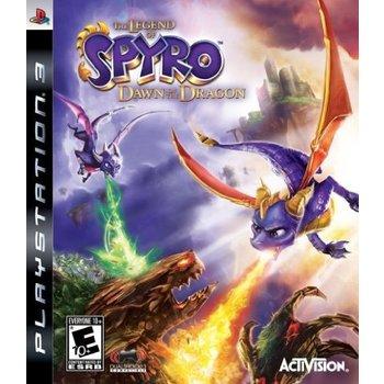 PS3 Spyro de Opkomst van een Draak