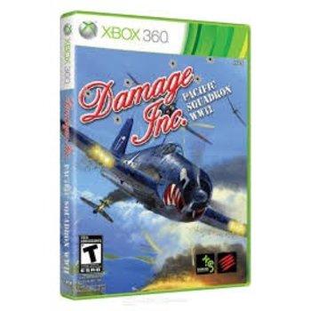 Xbox 360 Damage Inc. Pacific Squadron WWII