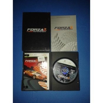 Xbox 360 Forza 2 Limited Collector's Edition