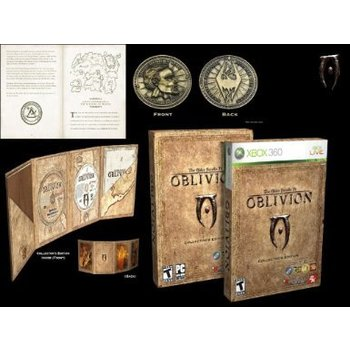 Xbox 360 Oblivion Collector's Edition