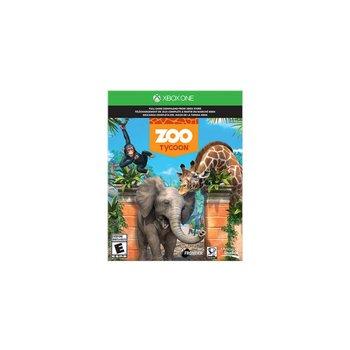 Xbox One Zoo Tycoon - Digital Download Code kopen