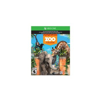 Xbox One Zoo Tycoon - Digital Download Code