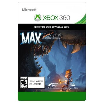 Xbox 360 Max: The Curse of Brotherhood - Digital Download Code