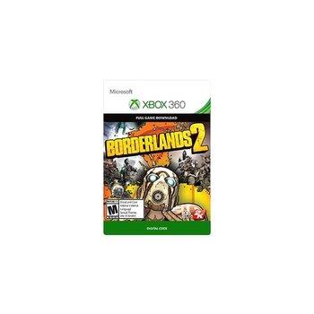 Xbox 360 Borderlands 2 - Digital Download Code